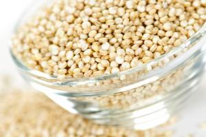 Quinoa, um alimento poderoso!